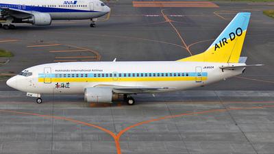 JA8504 - Boeing 737-54K - Air Do (Hokkaido International Airlines)