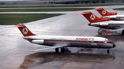 VH-CZI - McDonnell Douglas DC-9-31 - Ansett Airlines of Australia