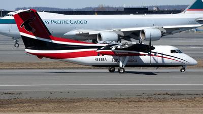 N885EA - Bombardier Dash 8-102 - Ravn Alaska