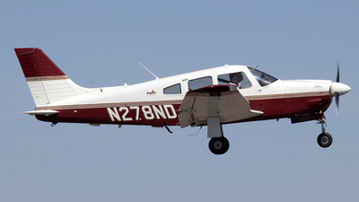 A picture of N278ND - Piper PA28R201 - [2844069] - © Jeremy D. Dando