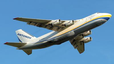 UR-82008 - Antonov An-124-100M Ruslan - Antonov Airlines