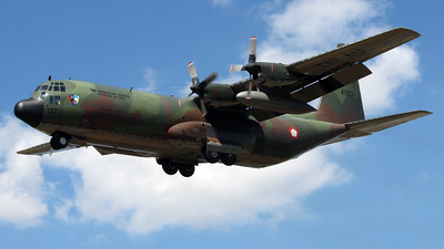 A-1327 - Lockheed L-100-30 Hercules - Indonesia - Air Force