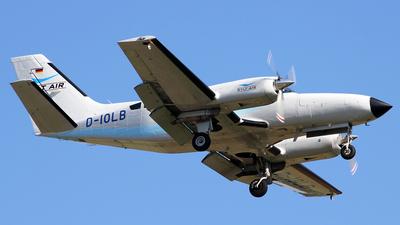 D-IOLB - Cessna 404 Titan - Sylt Air