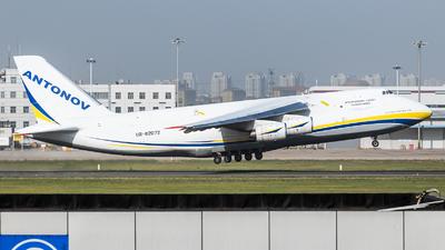 A picture of UR82072 - Antonov An124100150 - Antonov Design Bureau - © EK4822