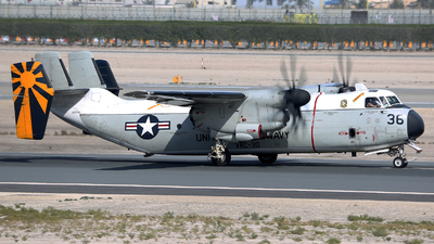 162178 - Grumman C-2A Greyhound - United States - US Navy (USN)