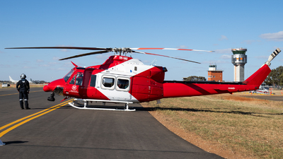 VH-VAO - Bell 412EP - Babcock Mission Critical Services Australasia