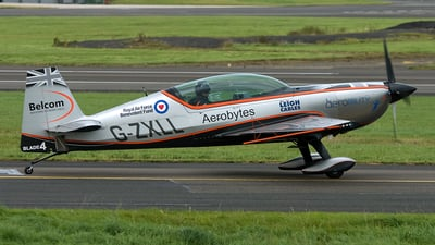 G-ZXLL - Extra 300L - 2 Excel Aviation