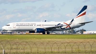 VH-RQC - Boeing 737-8FE - Regional Express (REX)