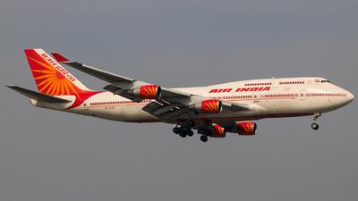 A picture of VTESP - Boeing 747437 - Air India - © Aneesh Bapaye