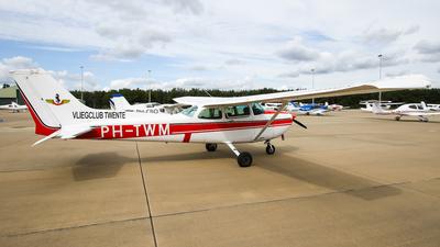 PH-TWM - Cessna 172P Skyhawk II - Vliegclub Twente