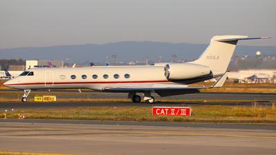 N91LA - Gulfstream G550 - Private