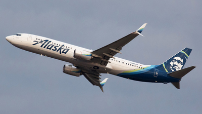 N275AK - Boeing 737-990ER - Alaska Airlines
