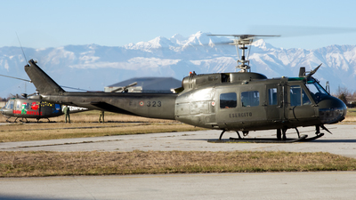 MM80694 - Agusta-Bell AB-205A-1 - Italy - Army