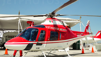 XC-MMP - Agusta A119 Koala - Mexico - Government