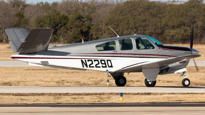 N229Q - Beechcraft V35 Bonanza - Private