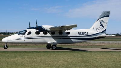 N989CA - Tecnam P2012 Traveller - Cape Air