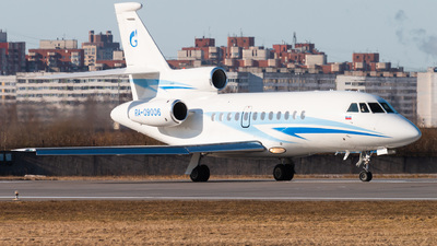 RA-09006 - Dassault Falcon 900EX - Gazpromavia