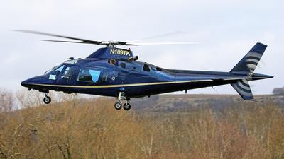 N109TK - Agusta A109C Hirundo - Private