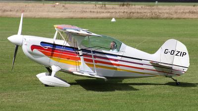 G-OZIP - Christen Eagle II - Private