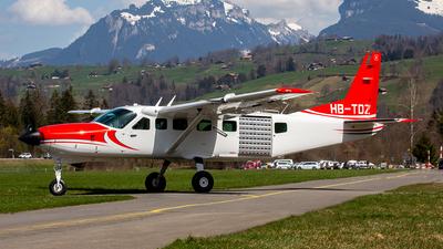 HB-TDZ - Cessna 208B Grand Caravan EX - Scenic Air