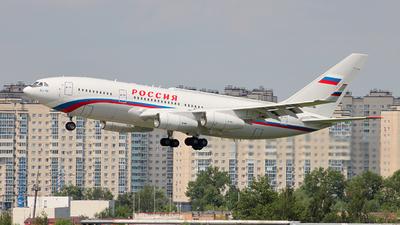 A picture of RA96016 - Ilyushin Il96300PU -  - © artemdider