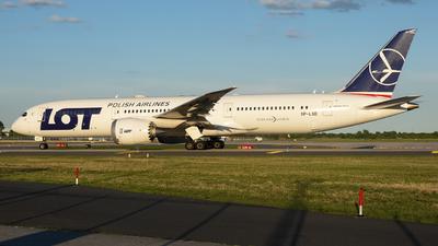 A picture of SPLSD - Boeing 7879 Dreamliner - LOT - © Mark Szemberski