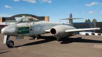 WH291 - Gloster Meteor F.8 - United Kingdom - Royal Air Force (RAF)