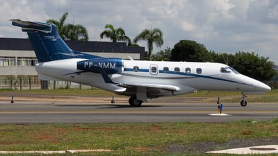 A picture of PPNMM - Embraer Phenom 300 - [50500129] - © Delta Fox
