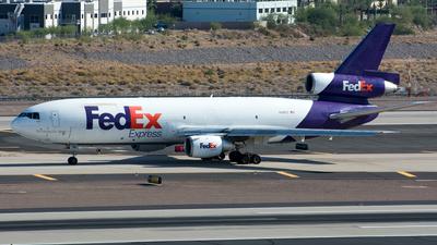 N316FE - McDonnell Douglas MD-10-30(F) - FedEx