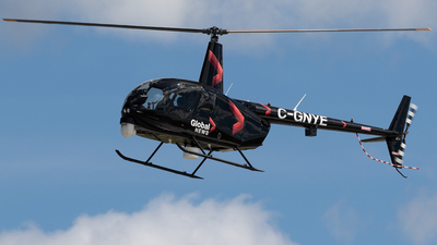 C-GNYE - Robinson R44 Raven II Newscopter - LR Helicopters