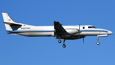N422MA - Fairchild SA227-AC Metro III - Ameriflight