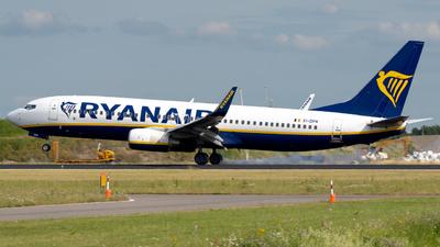 EI-DPN - Boeing 737-8AS - Ryanair