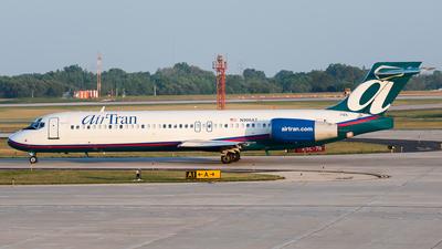 N906AT - Boeing 717-231 - airTran Airways