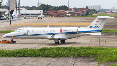 PR-HVD - Bombardier Learjet 75 - Private