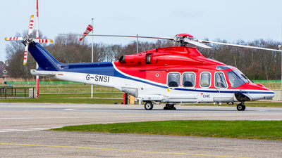 G-SNSI - Agusta-Westland AW-139 - CHC Scotia Helicopters