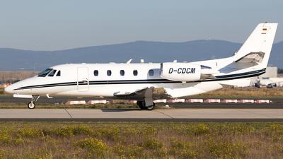 A picture of DCDCM - Cessna 560XLS Citation Excel + - Air Hamburg - © Sierra Aviation Photography