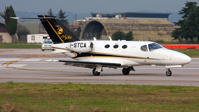 A picture of ISTCA - Cessna 510 Citation Mustang -  - © Roberto Bianchi