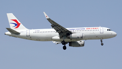 B-8228 - Airbus A320-232 - China Eastern Airlines