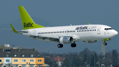 YL-BBO - Boeing 737-33V - Air Baltic
