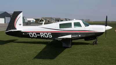 OO-ROS - Mooney M20J-201 - Private