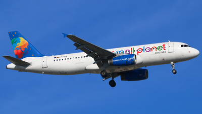 LY-SPB - Airbus A320-232 - Small Planet Airlines