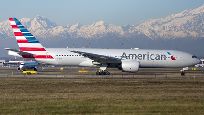 A picture of N782AN - Boeing 777223(ER) - American Airlines - © Chiodini Luca