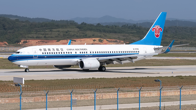 B-5742 - Boeing 737-81B - China Southern Airlines