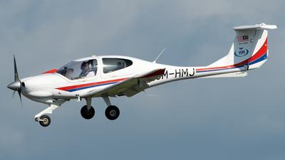 9M-HMJ - Diamond DA-40D Diamond Star TDI - HM Aerospace