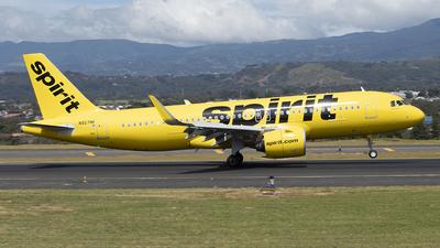 N927NK - Airbus A320-271N - Spirit Airlines