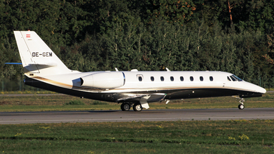 OE-GEM - Cessna 680 Citation Sovereign - Jet Pool Networks