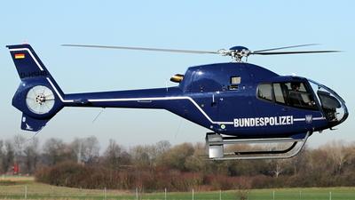 D-HSHG - Eurocopter EC 120B Colibri - Germany - Bundespolizei