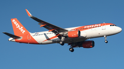 OE-IVD - Airbus A320-214 - easyJet Europe