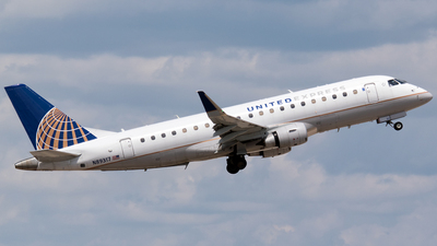 N89317 - Embraer 170-200LR - United Express (Mesa Airlines)