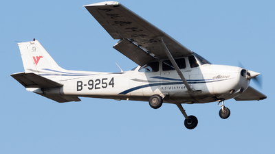 B-9254 - Cessna 172R Skyhawk - Civil Aviation Flight University of China